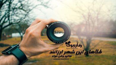 Photo of رمان طلاهای این شهر ارزانند هانیه وطن خواه