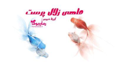 تصویر از رمان ماهی زلال پرست آزیتا خیری
