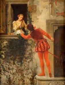 رمان رومئو و ژولیت