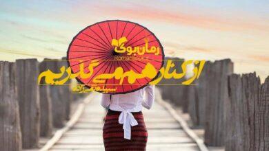 تصویر از رمان از کنار هم می گذریم سپیده تقی زاده