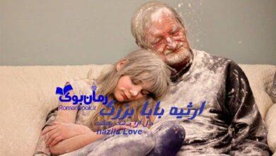 تصویر از رمان ارث بابابزرگ دل آرا دشت بهشت